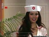 Lodzik w wykonaniu pielęgniarki