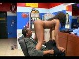 Zwariowany seks w biurze