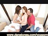 Jony i dwie napalone studentki