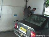 Zabawa w myjni samochodowej