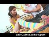 Little Caprice kocha seks