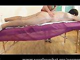 Pieszczoty masażystki