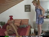 Babcia robi dobrze młodemu