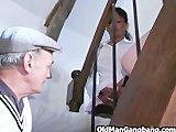 Igraszki z dziadkiem