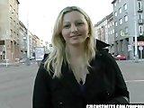 Czeska ulica amatorek