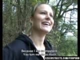 Obciąganie w lesie