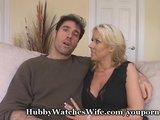 Obcy facet posuwa jego żonę