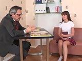 Nina na egzaminie