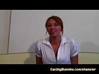 Kamila na castingu
