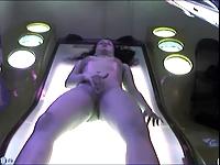 Masturbacja w solarium