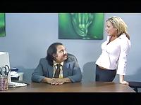 Sophia i jej nowy dyrektor