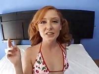 Ruda nimfomanka chce seksu