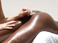 Masowanie czarnulki