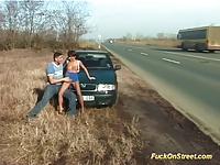 Seks przy ulicy