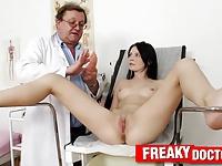 Lucianna Karel u ginekologa