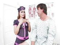 Natasha i jej nowy pacjent