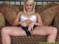 Piękna blondyna