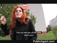 Ruda lala z ulicy