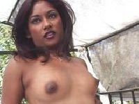 Spragniona Indianka