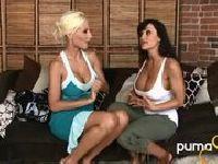 Wyuzdane i napalone lesby