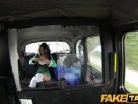 Wydymał pasażerkę na tylnym siedzeniu