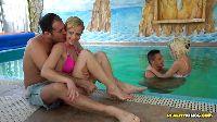 Orgia na basenie