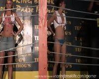 Lesbijki w ringu