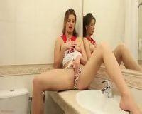 Palcówka na umywalce