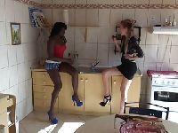 Mamuśki w kuchni