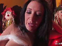 Jayden Jaymes i jej palcówka