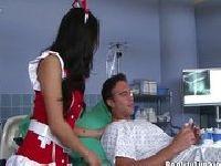 Gorąca pielęgniarka z Japonii