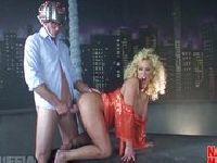 Trójkąt w stylu BDSM