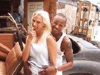 Nikki Hunter i jej prywatny Murzyn