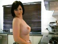 Webcam w kuchni