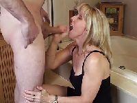 Tryska na mamuśkę