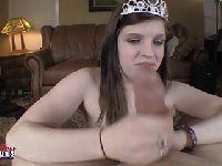 Królowa obciągania