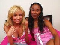 Blondi i Murzynka