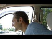 Seks w dużym samochodzie
