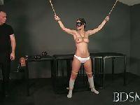 BDSM to jej fetysz