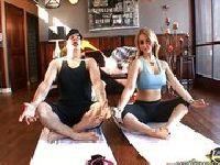 Lekcja jogi