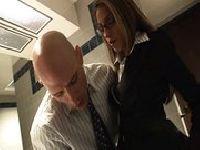 Sekretarka daje dupska