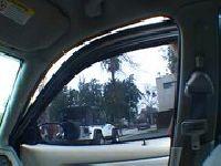 Podryw na samochód