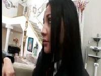 Audrey Bitoni i jej głębokie gardło
