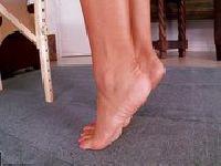 Masaż stópek