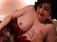 Dojrzała w seksownym stroju