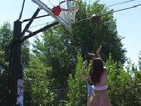 Koszykówka z kurewką