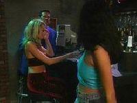 Briana Banks uszczęśliwiana w dwie dziurki