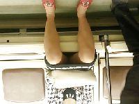 Laska w metrze