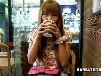 Randka w kawiarni