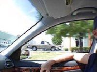 Podryw na drogi samochód